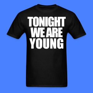 Tonight We Are Young T-Shirts - stayflyclothing.com - Men's T-Shirt