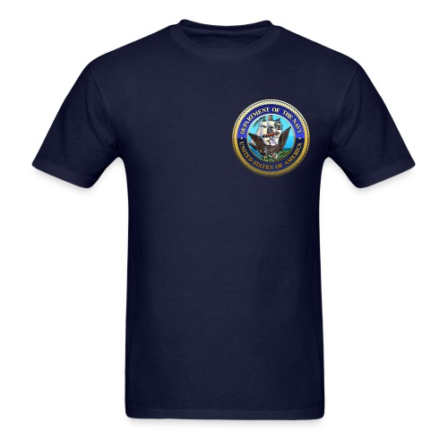 Navy- Remember them - Men's T-Shirt