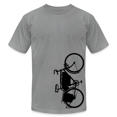 Men's Army Bike T-shirt