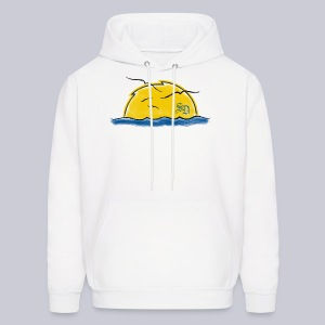 Supercharged Sunset - Men's Hoodie