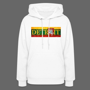 Detroit Lithuanian Flag - Women's Hoodie