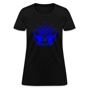 Womens Inner Circle Muay Thai - Black - Women's T-Shirt