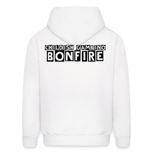 Childish Gambino BONFIRE - Men's Hoodie