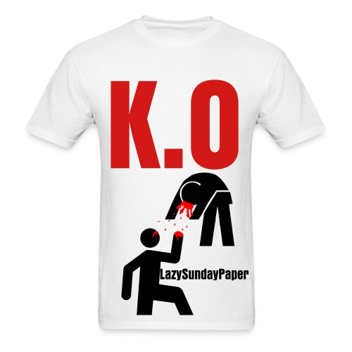 SUPER K.O. - Men's T-Shirt