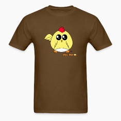 Pot Pie Pudgie Pet Designs by Melody T-Shirts