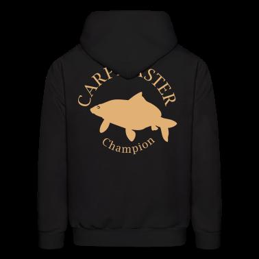 Carp Master Hooded Sweatshirt