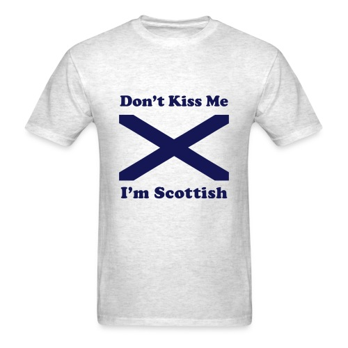 I'm Scottish - Men's T - Men's T-Shirt