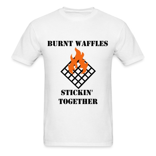 Stickin' together - Men's T-Shirt