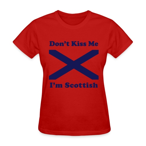 I'm Scottish - Women's - Women's T-Shirt
