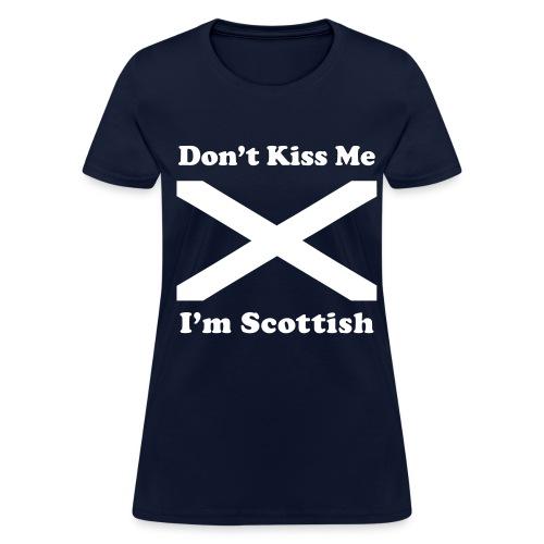 I'm Scottish - Women's - Women's T-Shirt