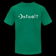 T-Shirts ~ Men's T-Shirt by American Apparel ~ Diverse Detroit