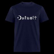 T-Shirts ~ Men's T-Shirt ~ Diverse Detroit