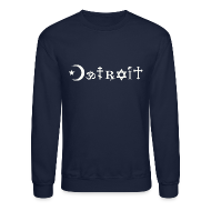 Long Sleeve Shirts ~ Crewneck Sweatshirt ~ Diverse Detroit