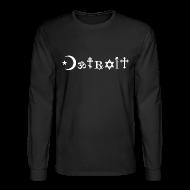 Long Sleeve Shirts ~ Men's Long Sleeve T-Shirt ~ Diverse Detroit