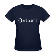 T-Shirts ~ Women's T-Shirt ~ Diverse Detroit