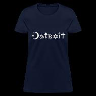 Women's T-Shirts ~ Women's T-Shirt ~ Diverse Detroit