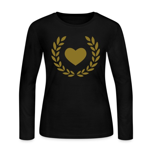 83 - Women's Long Sleeve Jersey T-Shirt