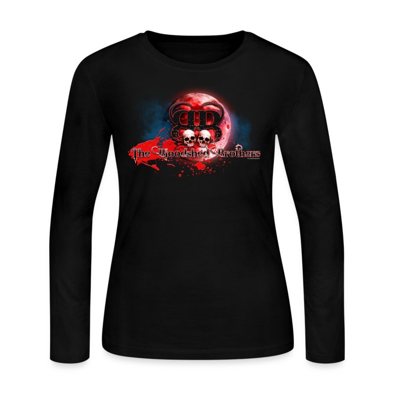 Bloodshed Brothers  Womens Long Sleeve - Women's Long Sleeve Jersey T-Shirt