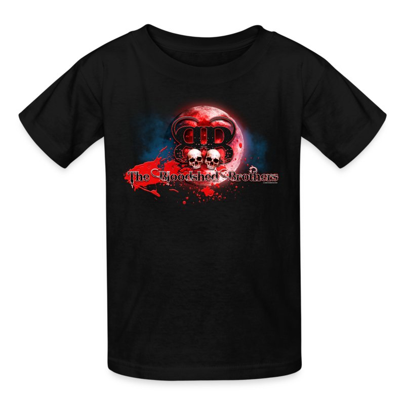 Bloodshed Brothers  Kid Shirt - Kids' T-Shirt