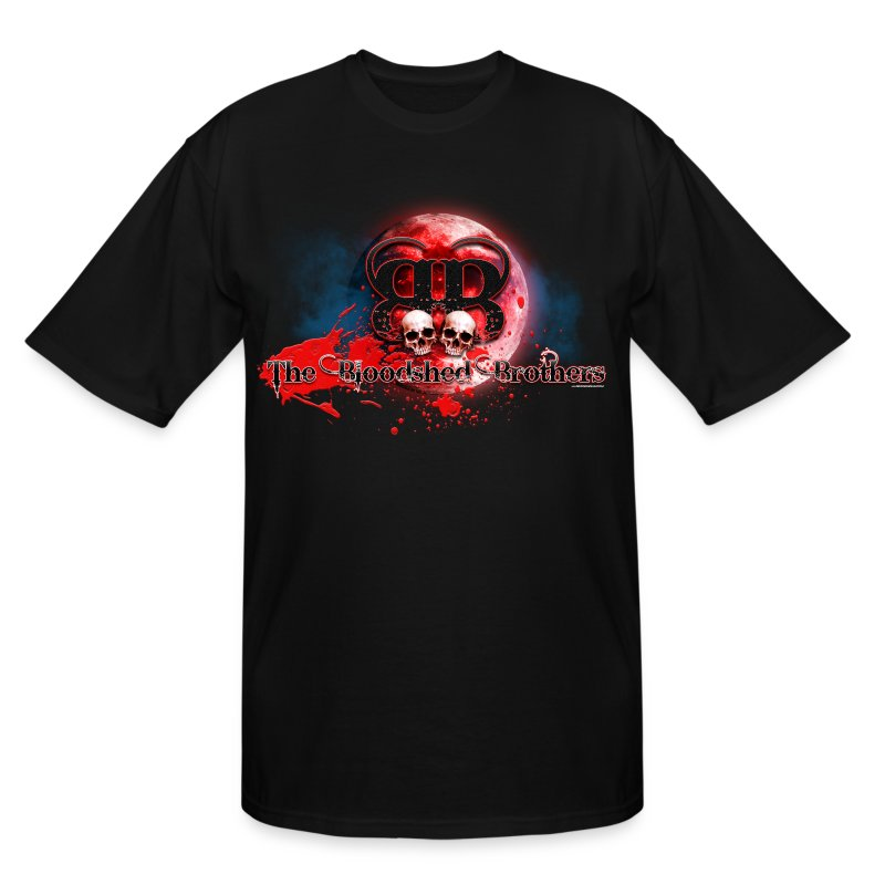 Bloodshed Brothers Men'sTall - Men's Tall T-Shirt