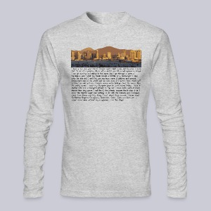 I am San Diego - Men's Long Sleeve T-Shirt by Next Level