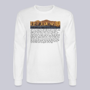 I am San Diego - Men's Long Sleeve T-Shirt