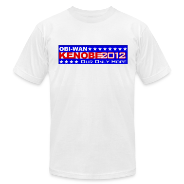 Obi-Wan Kenobi 2012 Our Only Hope Shirt