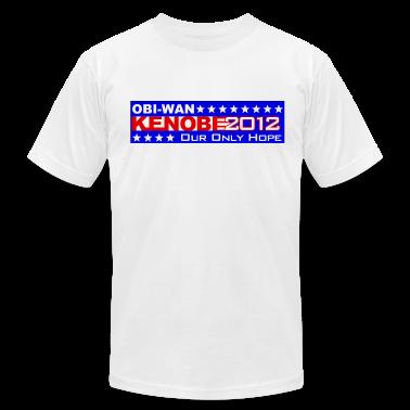 Obi-Wan Kenobi 2012 Our Only Hope Shirt