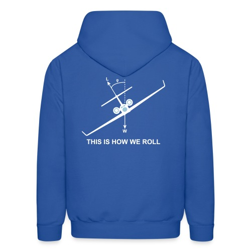 This is how we roll - Men's Hoodie