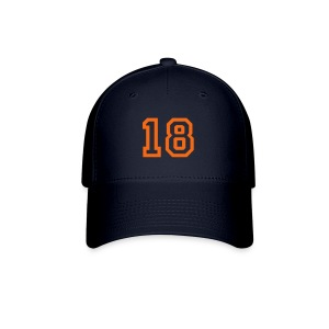 2 Sided 18/ Manning Cap - Baseball Cap