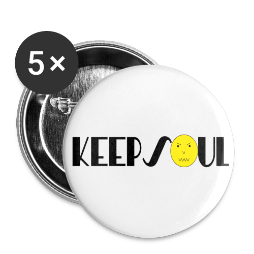 Large Keepsoul Buttons - Large Buttons