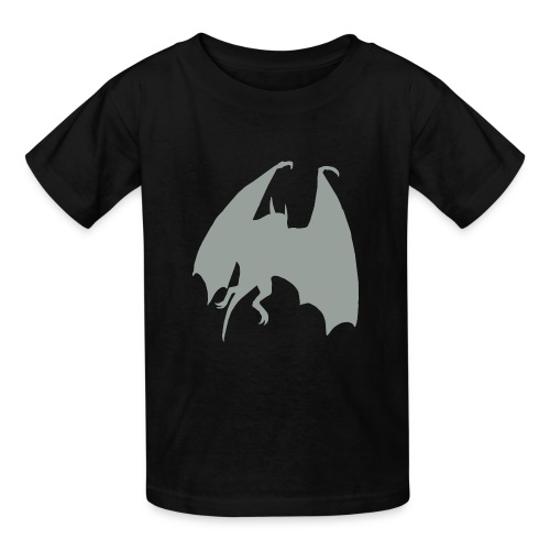 Hugh's Dragon Shirt - Kids' T-Shirt