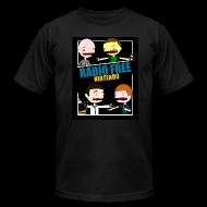 T-Shirts ~ Men's T-Shirt by American Apparel ~ RFN Shirt 1.0 (Premium)