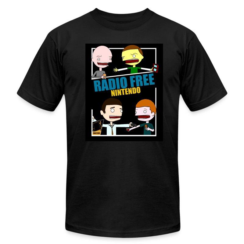 RFN Shirt 1.0 (Premium) - Men's Fine Jersey T-Shirt