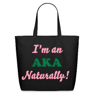 Bags & backpacks ~ Eco-Friendly Cotton Tote ~ SN&LI! AKA Tote