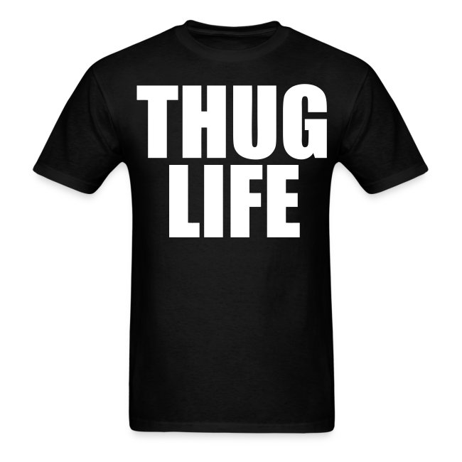 Stay Fly Clothing Thug Life T Shirts Stayflyclothing Com Mens