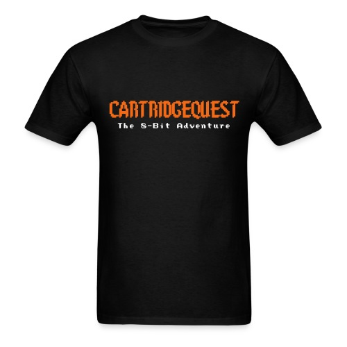 Cartridgequest  - Men's T-Shirt