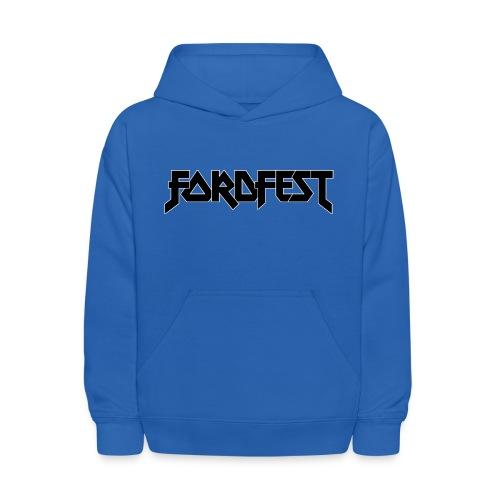 Kids Ford Fest Hoodie - Kids' Hoodie