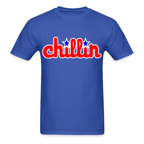 Chillin - Men's T-Shirt