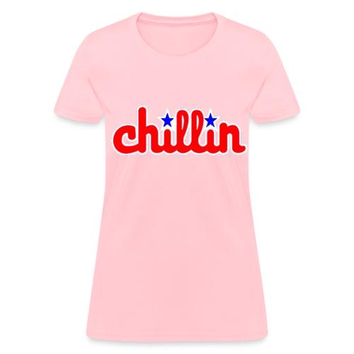 Chillin - Women's T-Shirt