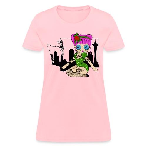 Washington Women's - Women's T-Shirt