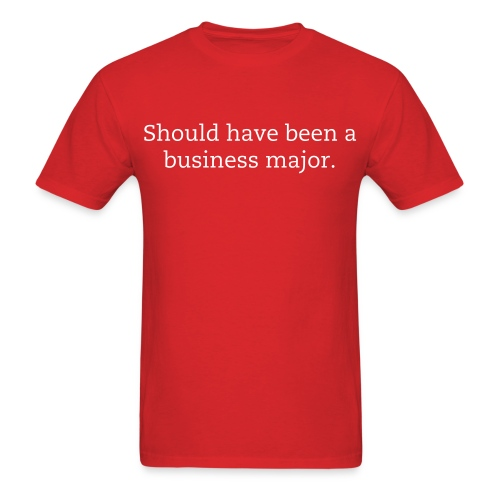 Wear This On Exam Day - Men's T-Shirt