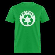 T-Shirts ~ Men's T-Shirt ~ Recycle
