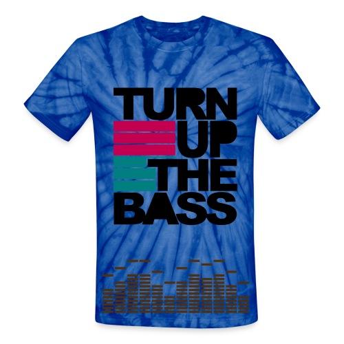 Drop Beats - Unisex Tie Dye T-Shirt