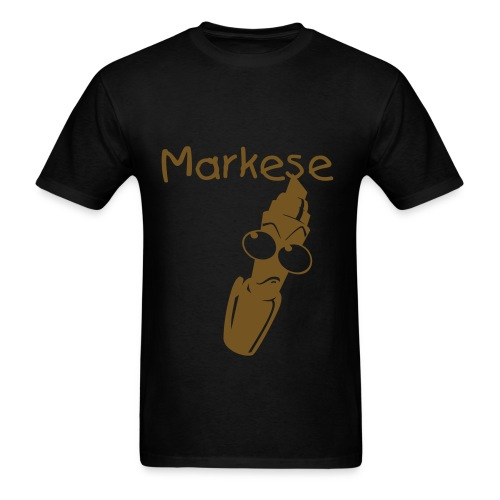 Markese The Mop T-shirt - Men's T-Shirt