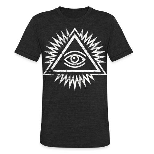Eye of Providence - Unisex Tri-Blend T-Shirt
