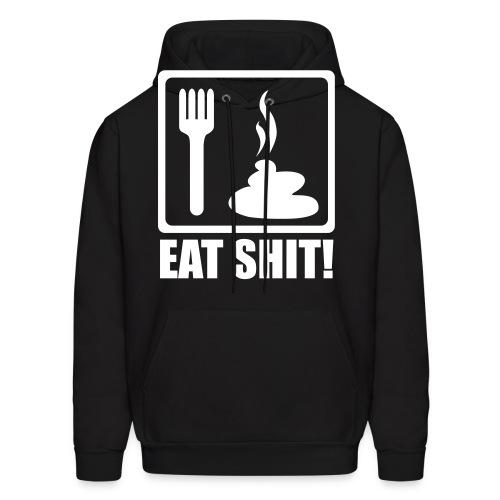 Eat Shit Hoodie(BLACK) - Men's Hoodie
