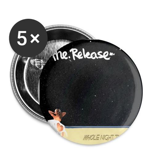 Album Cover button - Small Buttons