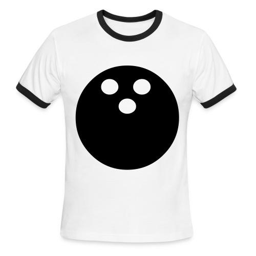 EIGHT BALL SHIRT - Men's Ringer T-Shirt