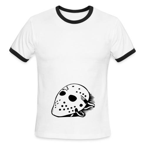 JASON SHIRT - Men's Ringer T-Shirt